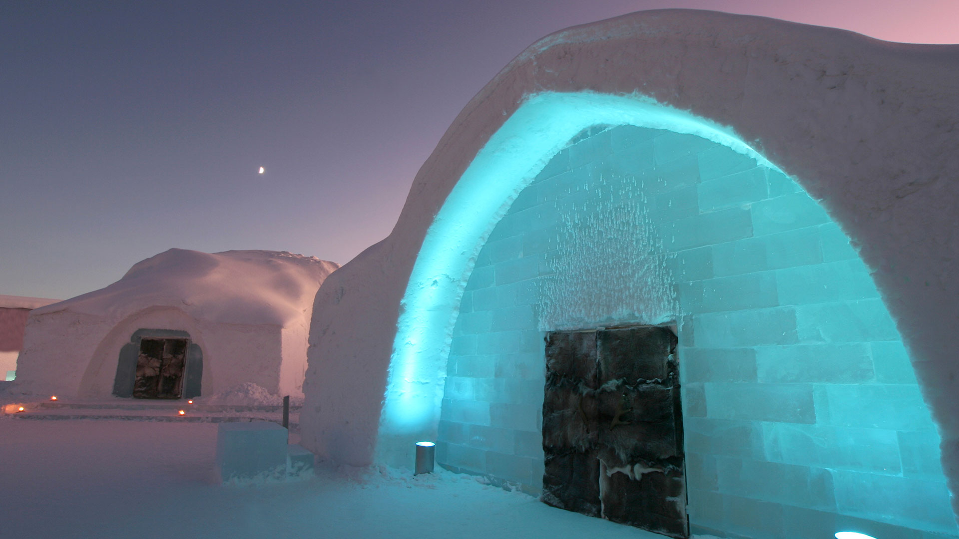 Icehotel Winter Adventure 4 Days 3 Nights Nordic Visitor
