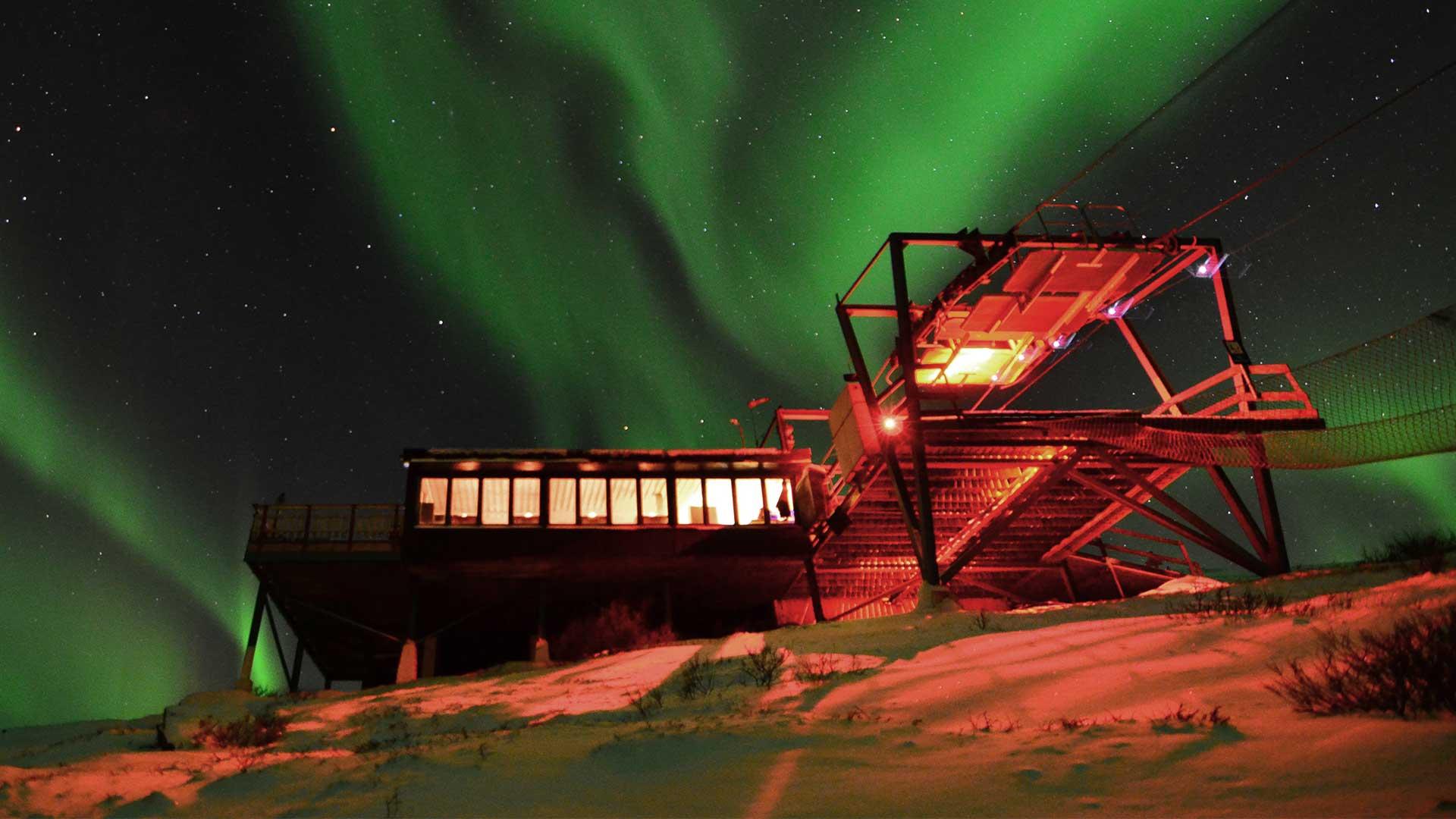 Northern Lights Break In Lapland 4 Days 3 Nights