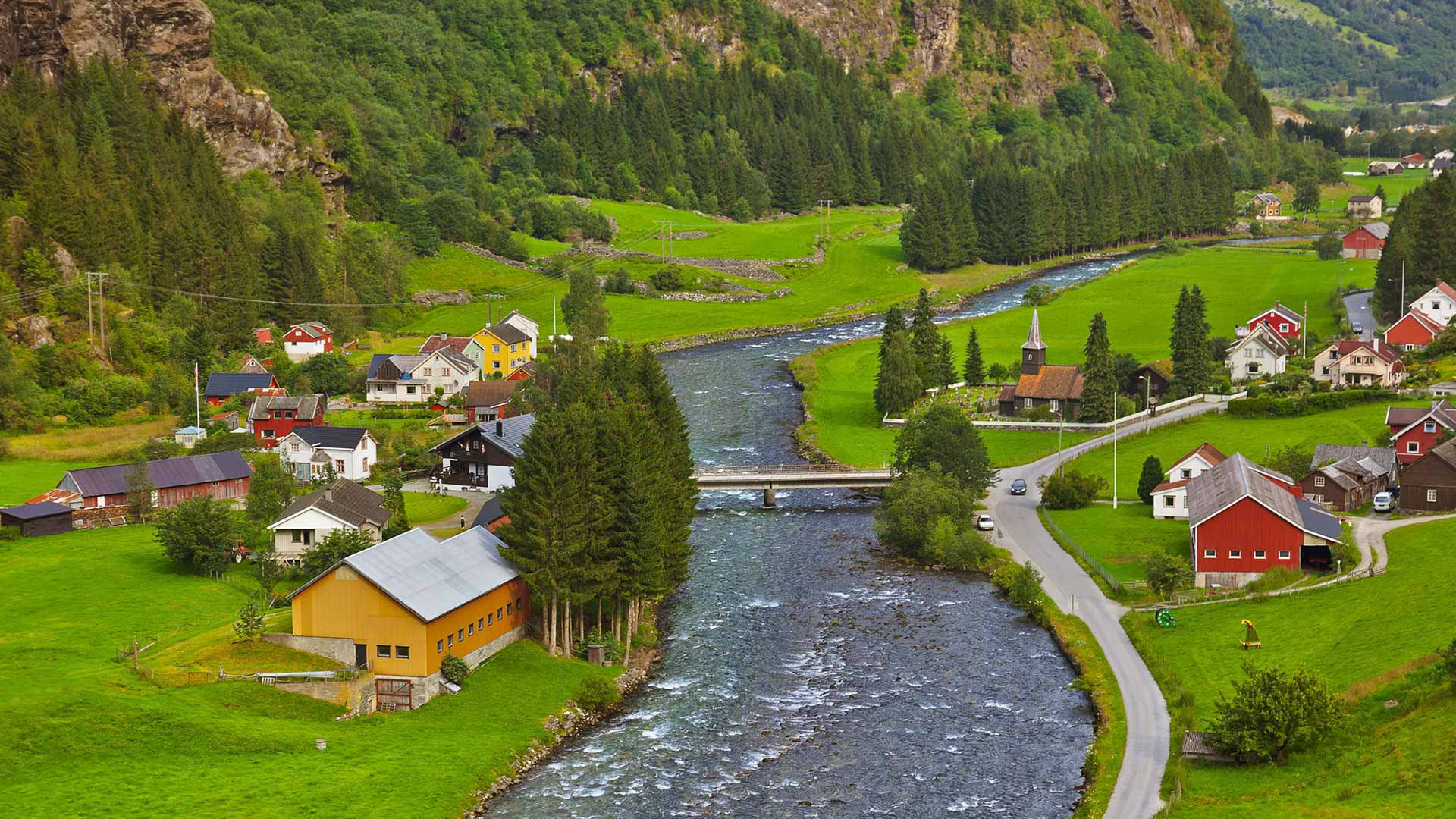 Castles And Fjords In Scandinavia 8 Days 7 Nights