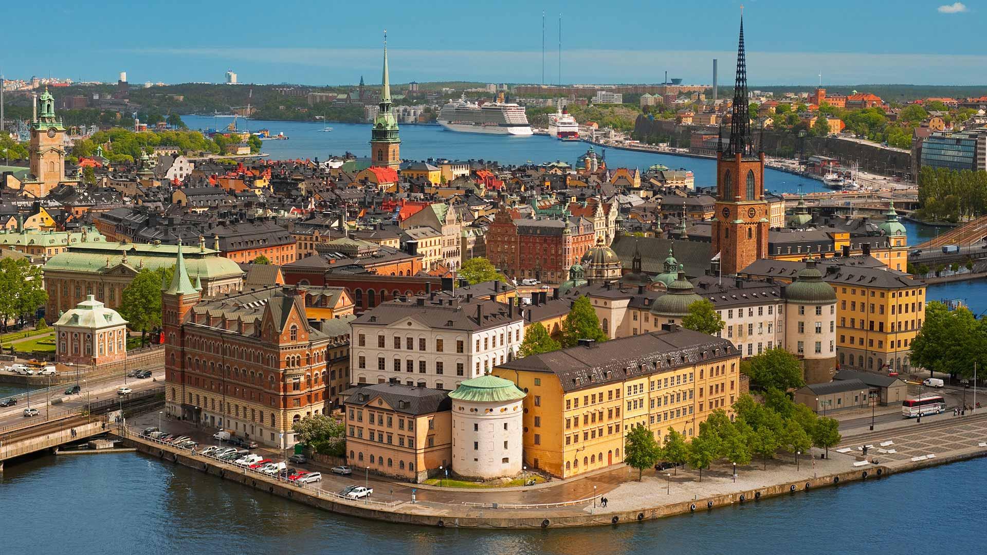 Fall 2020 Re-Planting of Gothenburg, Sweden