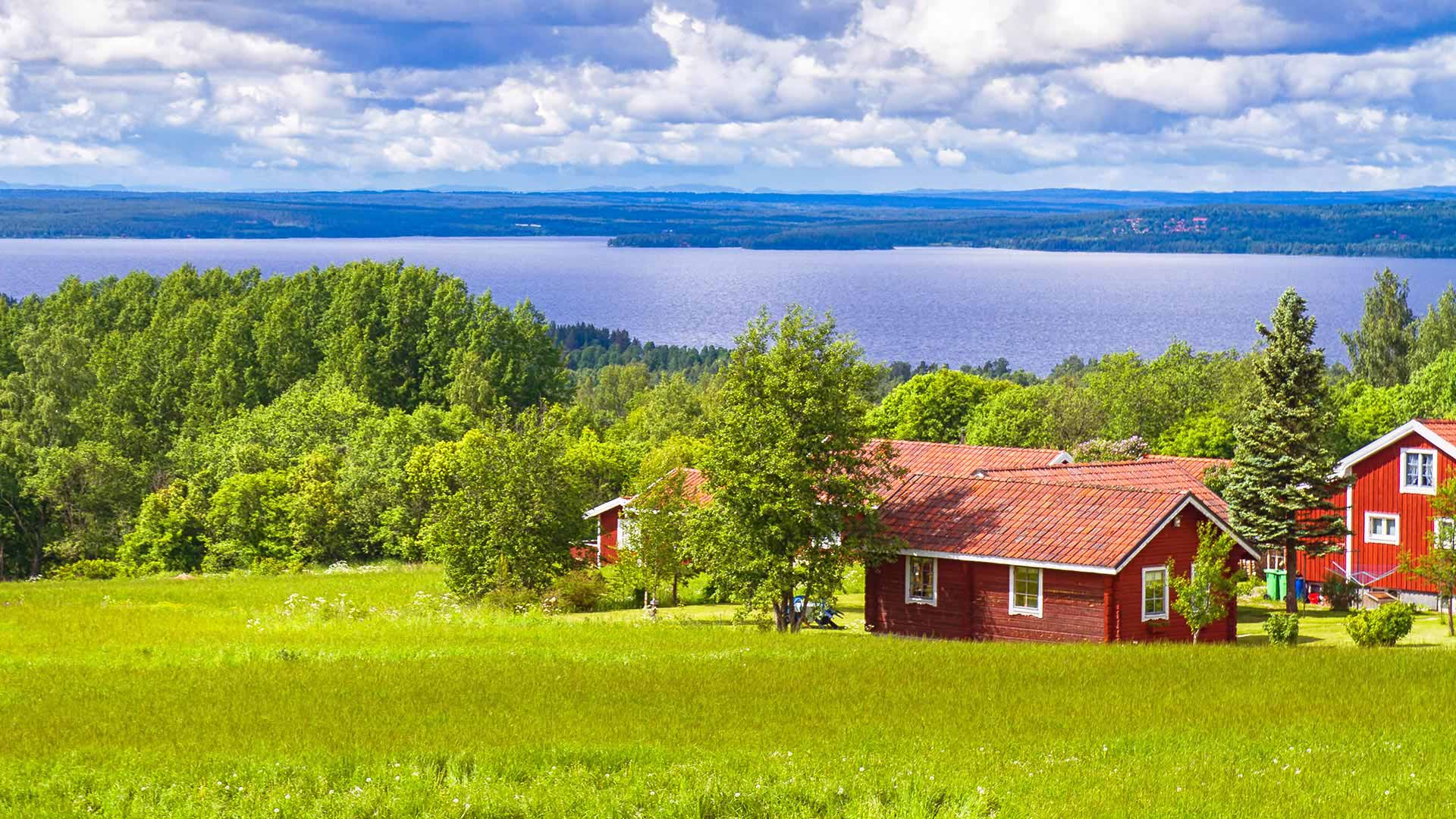 swedish sweden countryside country nature nordic natural travel scenery scandinavian europe gothenburg scenary visitor sanka bharat articles nordicvisitor