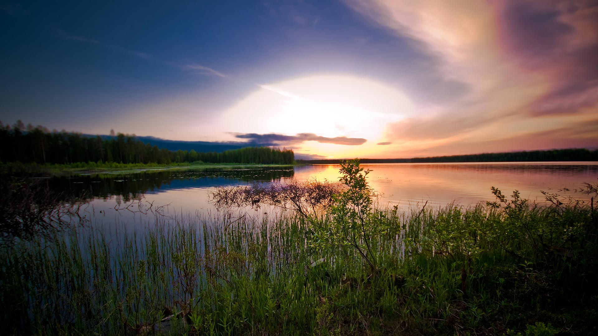 Midnight Sun in Sweden : Summer Travel packages to Sweden : Nordic Visitor