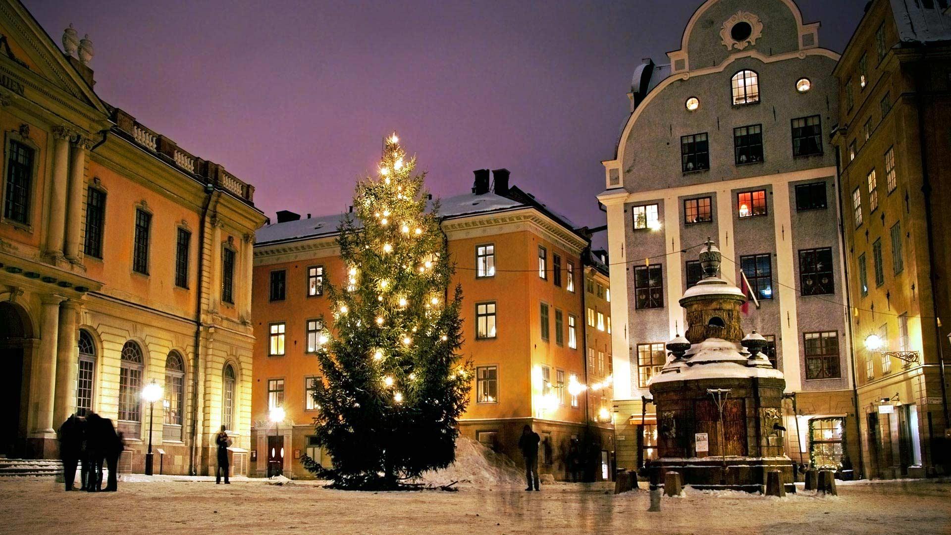 Stockholm Christmas Weekend