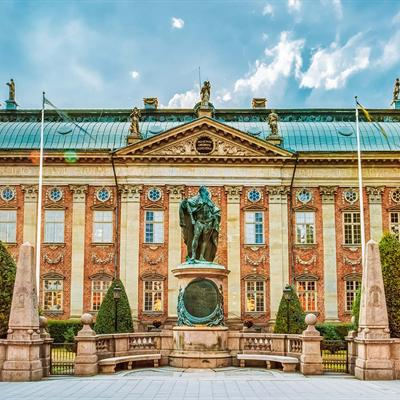 The House of Nobility in Stockholm